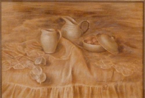 Cursos De Pintura Al Temple De Huevo Carmen Alquezar Pintura Y