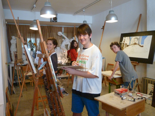 Clases de pintura para adultos en jacksonville alabama