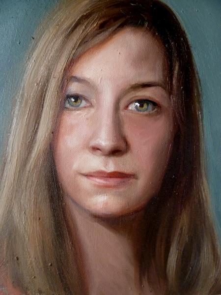 Retrato de Marisa