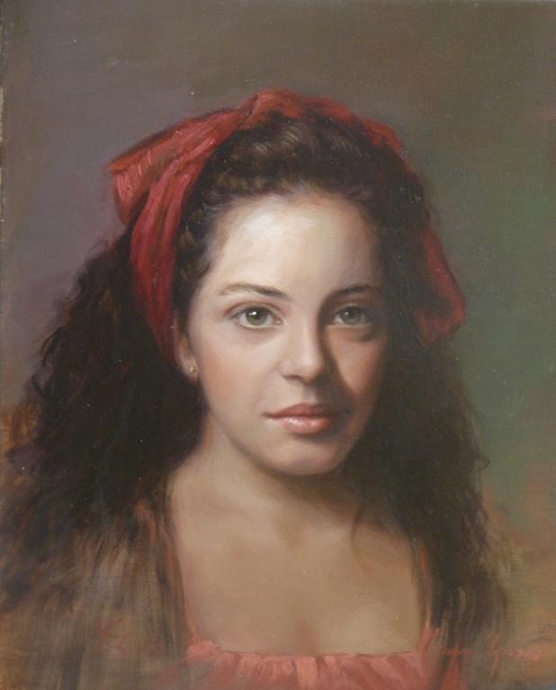 carmen-alquezar-retrato-de-maria