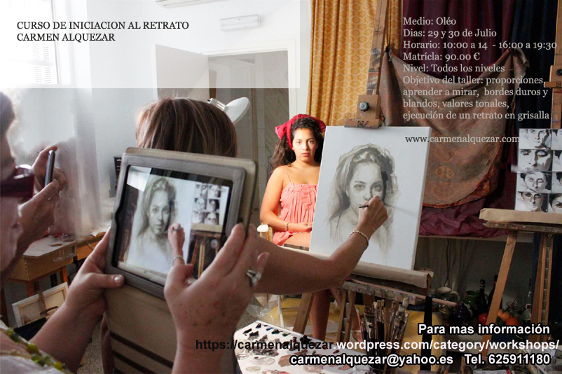 Carmen Alquezar Workshops